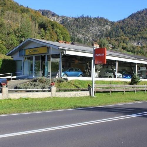 Autohaus Scheichl in Bad Ischl